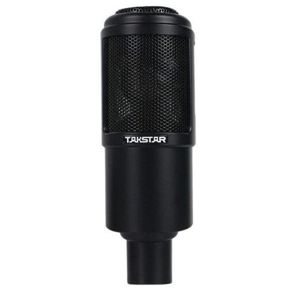 Takstar PC-K320 - Micro Thu Âm, Mic Hát Karaoke, Live Stream 02