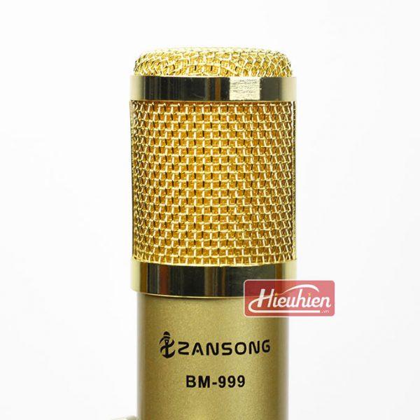 Zansong BM-999 - Micro thu âm độ nhạy cao 01