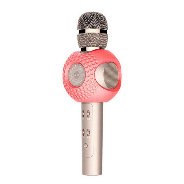 Micro hát karaoke kiêm loa bluetooth HIG-SEE XT5