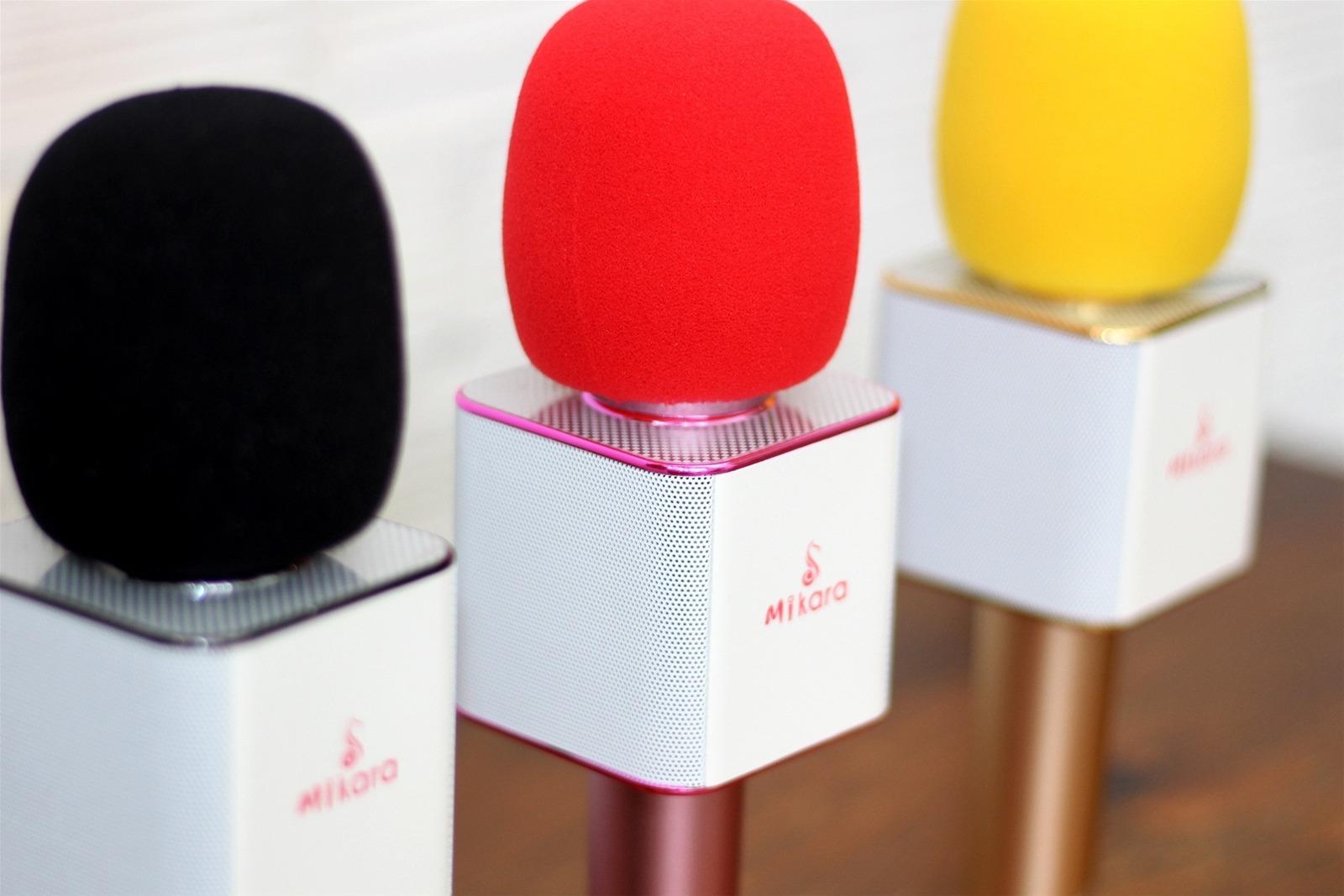 qua tang khuyen mai micro karaoke bluetooth mikara s9 pro