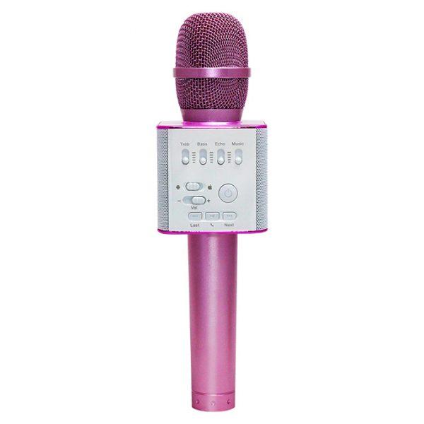 MiKara S9 Pro - Micro Kèm Loa 3 trong 1 Hát Karaoke Bluetooth Cực Hay 01