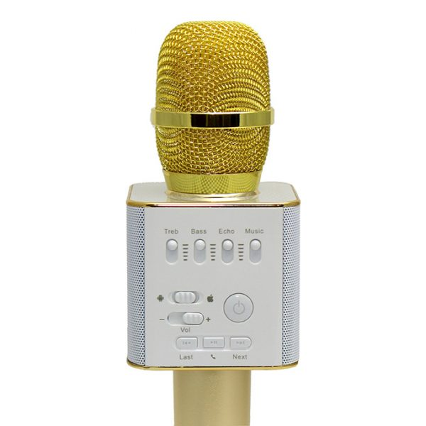 MiKara S9 Pro - Micro Kèm Loa 3 trong 1 Hát Karaoke Bluetooth Cực Hay 03