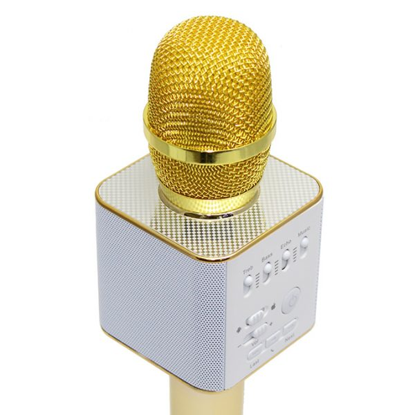 MiKara S9 Pro - Micro Kèm Loa 3 trong 1 Hát Karaoke Bluetooth Cực Hay 04