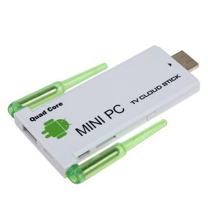 mini pc cx-919 ii android tv stick rockchip rk3188 quad core - màu trắng