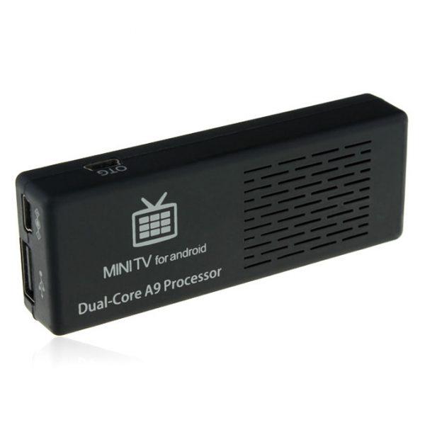 mini pc mk808b android tv stick rockchip rk3066 dual core