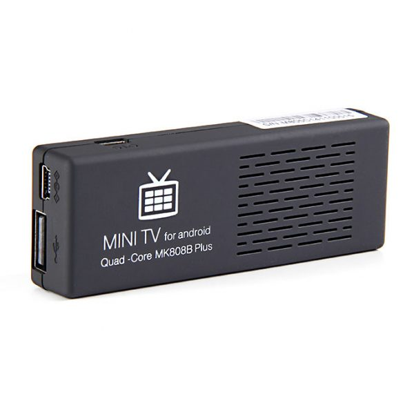 mini pc mk808b plus android tv stick amlogic m805 quad core