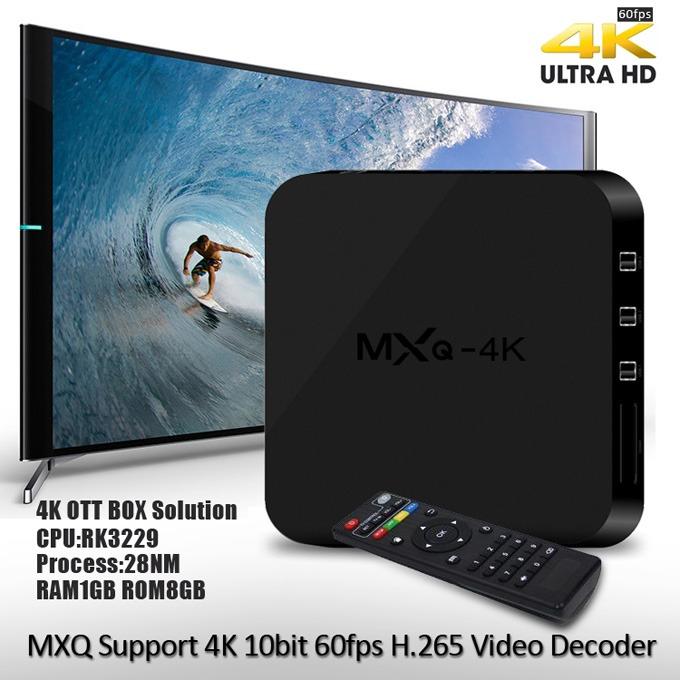 enybox mxq 4k android tv box giá rẻ, chip lõi tứ rockchip rk3229 - hình 05