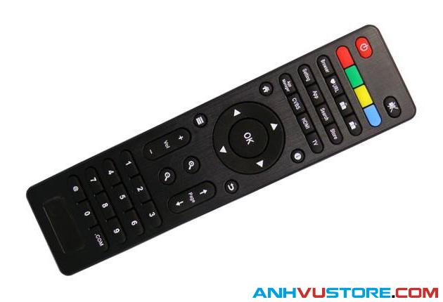 Điều khiển từ xa Android TV Box Mygica ATV1220 Dual Core - Hỗ trợ thu truyền hình số mặt đất DVB-T2