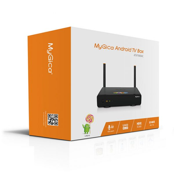 mygica atv1900ac android tv box amlogic s812 quad core android 5.0 - hình 12