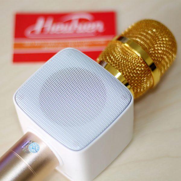 NewRixing K9 - Micro Kèm Loa Bluetooth 3 trong 1 Hát Karaoke Cực Hay 03