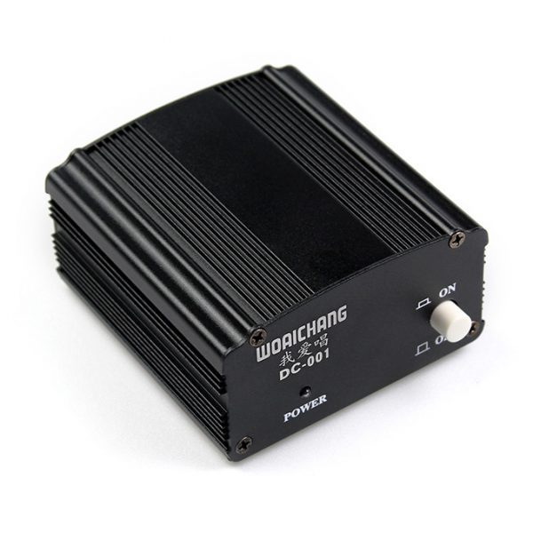 Nguồn Phantom 48V Cho Micro Thu Âm 03