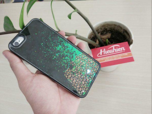 ốp lưng lấp lánh đặc biệt dành cho iphone - hình 04