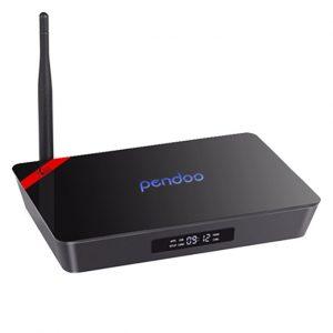 pendoo x92 android tv box ram 3gb, chip 8 nhân 64-bit amlogic s912, chạy android 6.0