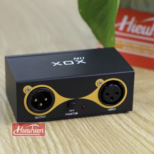 Phantom nguồn 48V cho mic condenser XOX F411