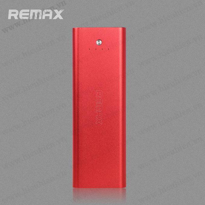 Pin Sạc Dự Phòng Remax 5000mAh vỏ nhôm 05