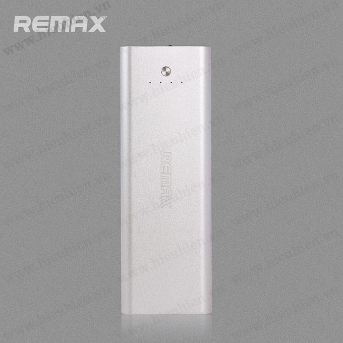 Pin Sạc Dự Phòng Remax 5000mAh vỏ nhôm 06