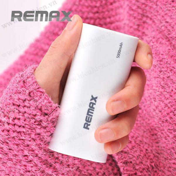 Pin Sạc Dự Phòng Remax 5000mAh (vỏ nhựa) 0