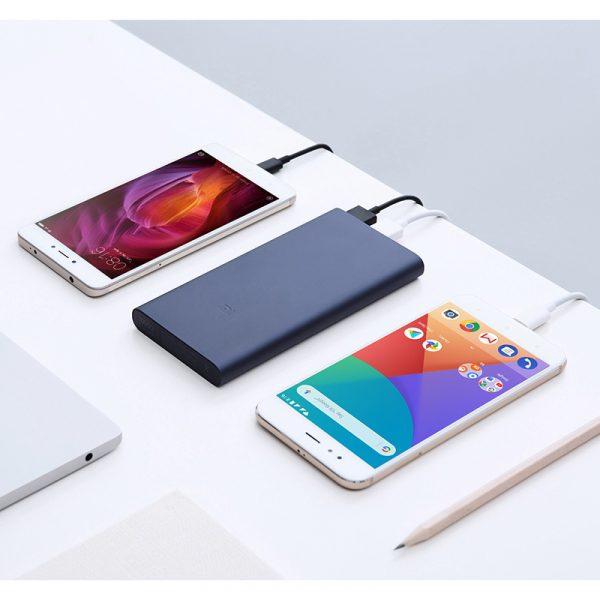 Pin sạc dự phòng Xiaomi 10000mAh Gen 2S 2018 giá rẻ, chính hãng 06