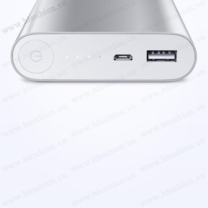 Pin Sạc Dự Phòng Xiaomi Mi 10400mAh 03