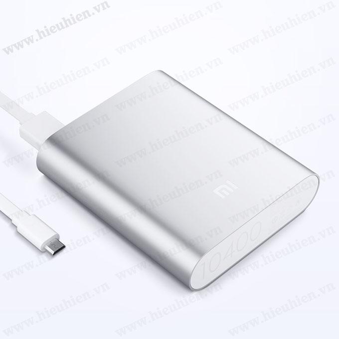 Pin Sạc Dự Phòng Xiaomi Mi 10400mAh 04