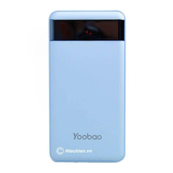 Pin sạc dự phòng 12000mAh Yoobao LED Power Bank PL12 02