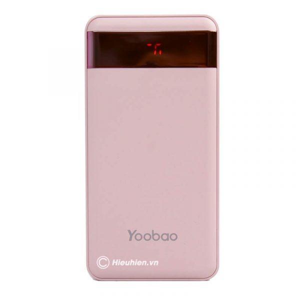 Pin sạc dự phòng 12000mAh Yoobao LED Power Bank PL12 03