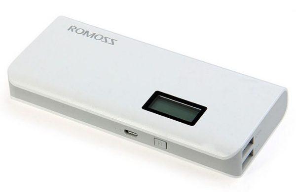 Pin sạc dự phòng Romoss Sense 4 Plus 10400mAh 02
