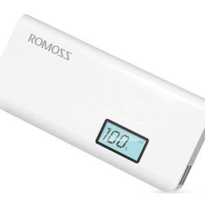Pin sạc dự phòng Romoss Sense 4 Plus 10400mAh 0