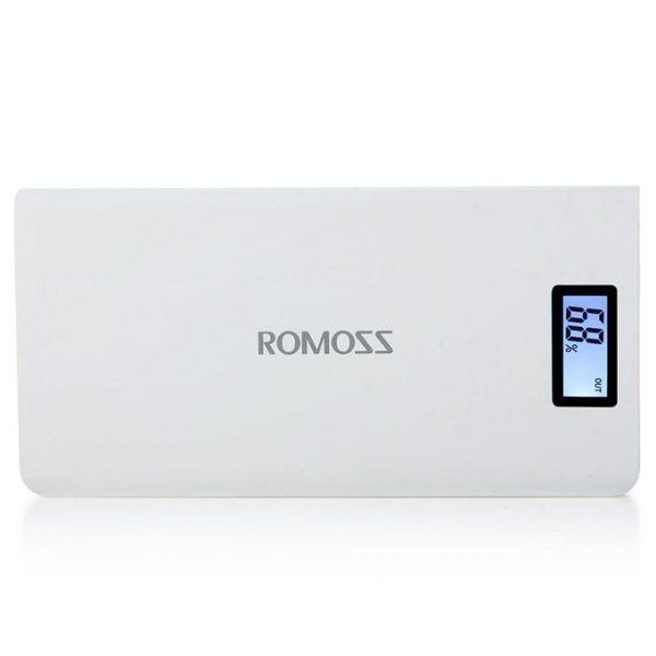 Pin Sạc Dự Phòng Romoss Sense 6 Plus 20000mAh 06