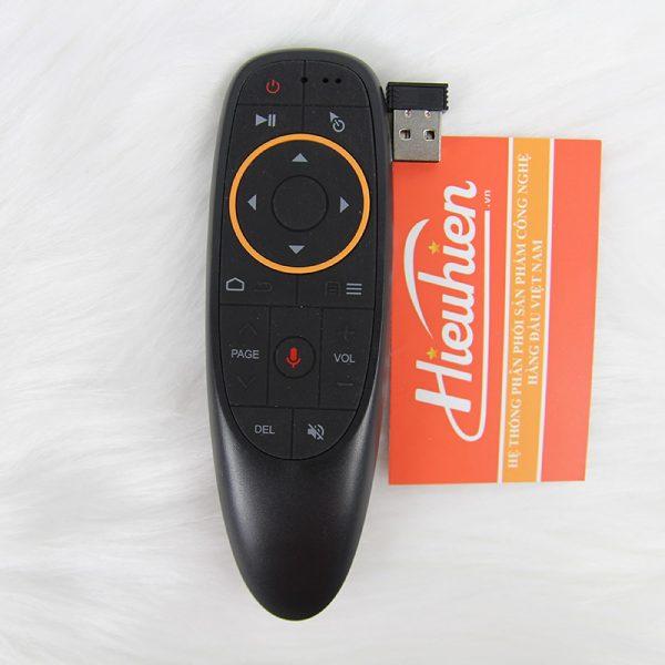 remote tìm kiếm giọng nói a2 - voice remote cho android tv box