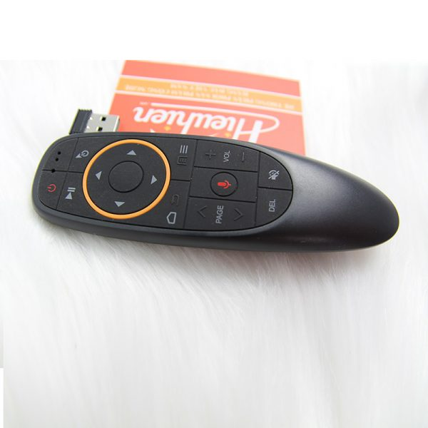 remote tìm kiếm giọng nói a2 - voice remote cho android tv box - hình 03