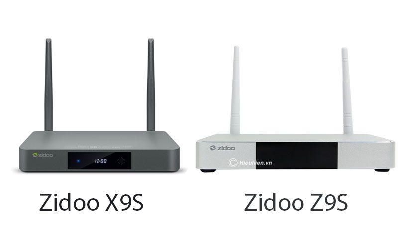Reviews Zidoo Z9S - siêu phẩm Android Box 4K mở đầu năm 2019 - x9s và z9s