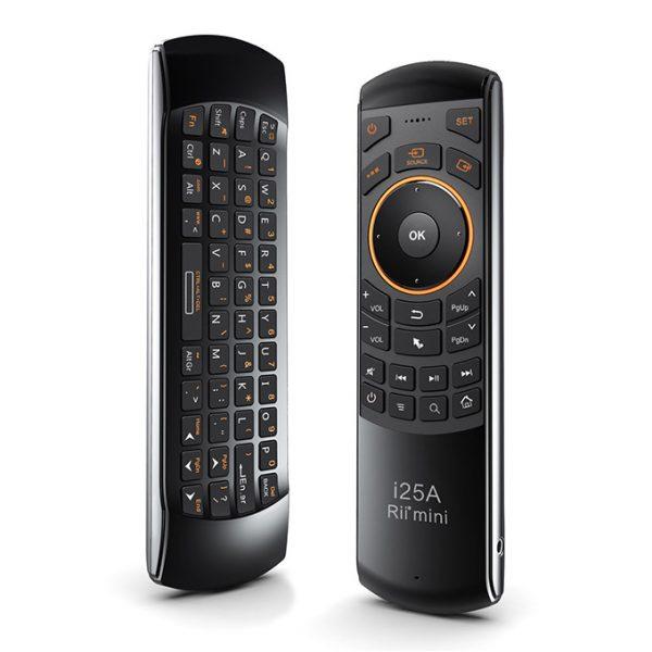 rii i25a - chuột bay tìm kiếm bằng giọng nói cho android tv box chính hãng