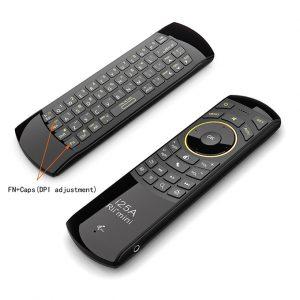 rii i25a - chuột bay tìm kiếm bằng giọng nói cho android tv box chính hãng - hình 02