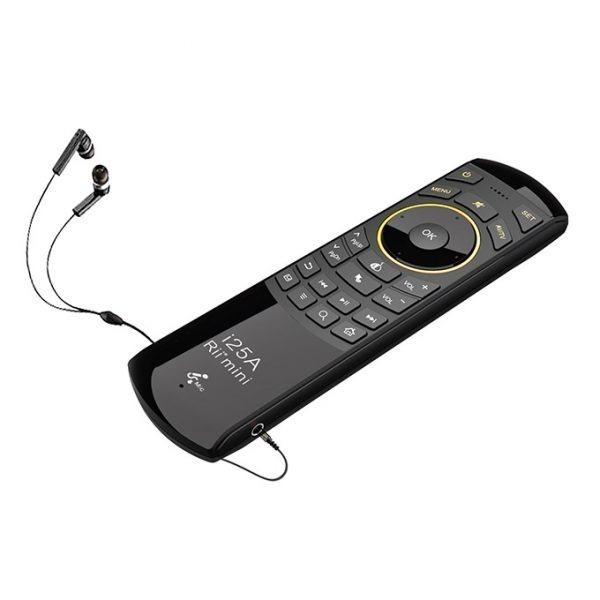 rii i25a - chuột bay tìm kiếm bằng giọng nói cho android tv box chính hãng - hình 04
