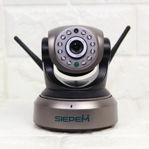 siepem s6203 plus camera ip wifi giám sát, quan sát không dây