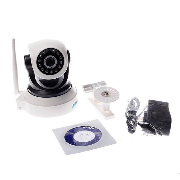 camera ip wifi siepem s6203y giám sát, quan sát không dây - hình 04