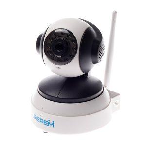 camera ip wifi siepem s6206y giám sát, quan sát không dây chính hãng, giá tốt