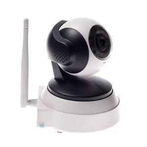 camera ip wifi siepem s6206y giám sát, quan sát không dây chính hãng, giá tốt - hình 02