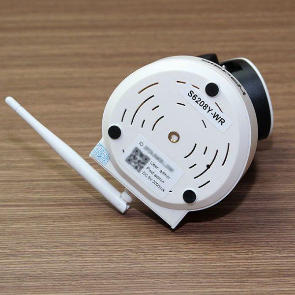 siepem s6208y - camera ip wifi giám sát, quan sát không dây - hình 06
