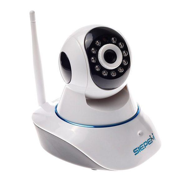 camera ip wifi siepem s6211y chính hãng, giá tốt - hình 02