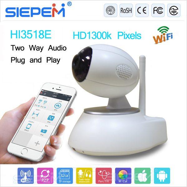 camera ip wifi siepem s6315y giám sát, quan sát không dây giá rẻ chất lượng hd - hình 05