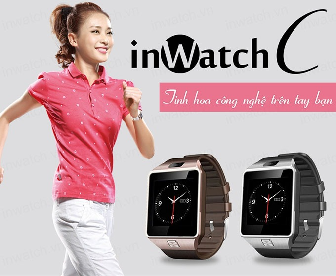 dong ho thong minh smartwatch inwatch c - tinh hoa cong nghe