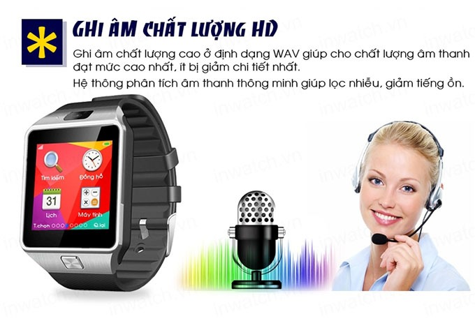 dong ho thong minh smartwatch inwatch c - ghi am chat luong hd