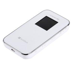 softbank 102z - bộ phát wifi di động từ sim 3g/4g - hình 02