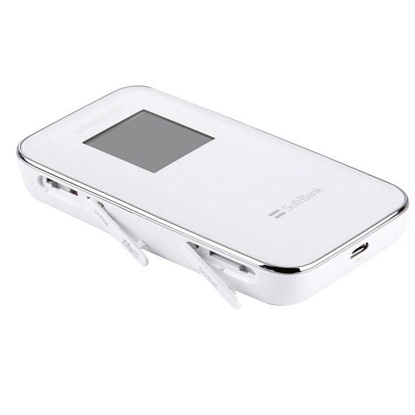 softbank 102z - bộ phát wifi di động từ sim 3g/4g - hình 03