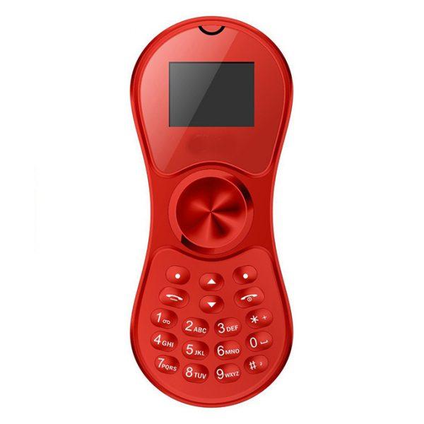 spinner phone chilli k130 - điện thoại con quay spinner tí hon giảm stress - hình 02