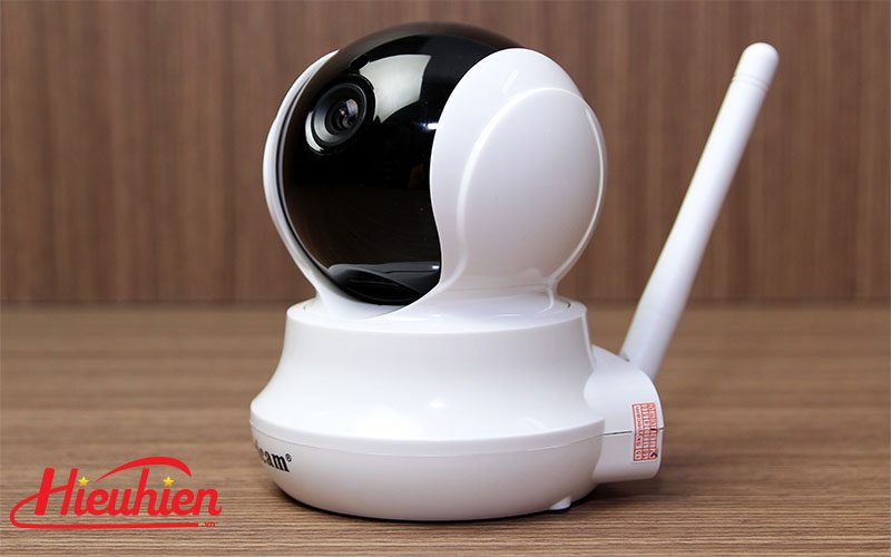sricam sp020 - camera ip wifi thông minh, hỗ trợ thẻ nhớ 128gb -xoay