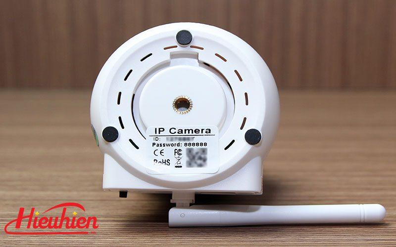 sricam sp020 - camera ip wifi thông minh, hỗ trợ thẻ nhớ 128gb - đế
