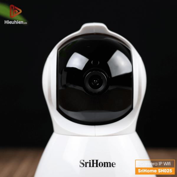 srihome sh025 camera ip wifi độ phân giải 1080p - hình 01